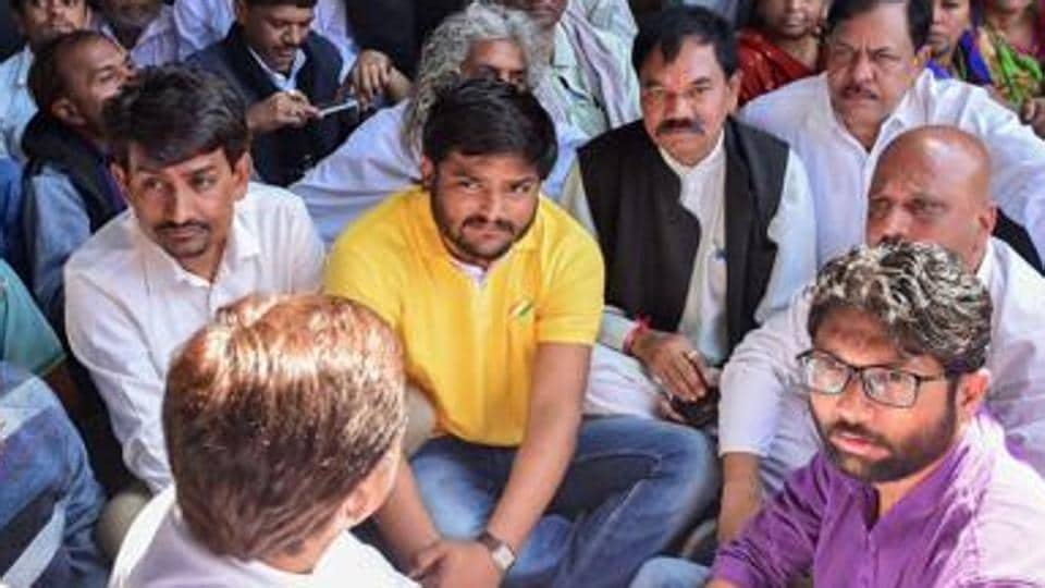 Hardik Patel,Patidar quota demand,Quota demand