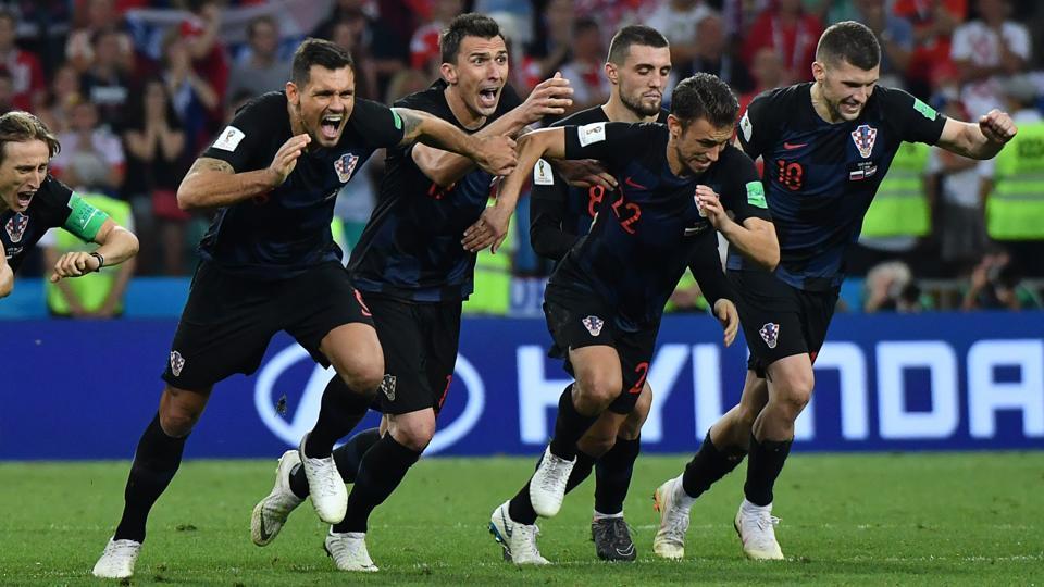 Fifa World Cup  Its England Vs Croatia France Vs Belgium In Race To Final Football Hindustan Times