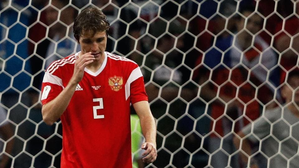 FIFA World Cup 2018,Russia 2018,Russia national football team
