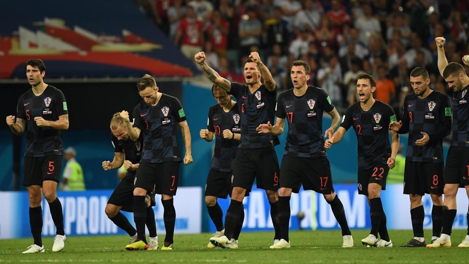 FIFA World Cup 2018,Croatia national football team,Ivan Rakitic
