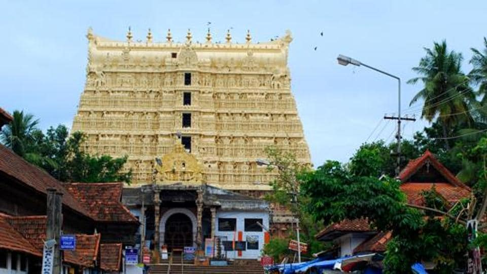 God's ornaments not for display', Travancore royal family
