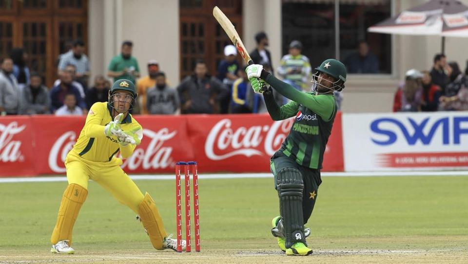 Fakhar Zaman,Pakistan vs Australia,Shoaib Malik