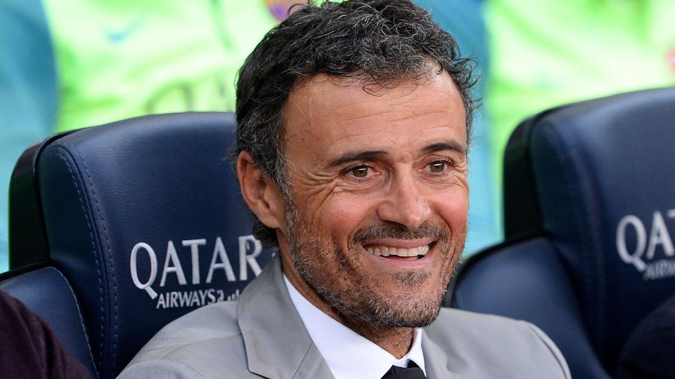 Luis Enrique,Spain football team,Spain football team head coach