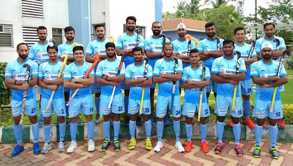 The India men's hockey team will look to repeat its Champions Trophy in the upcoming Asian Games.