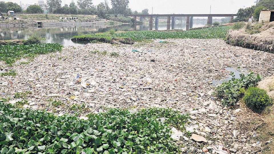 Lucknow,Untreated wastes,Sewage