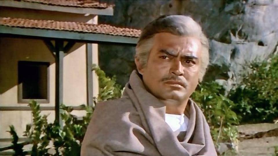Sanjeev Kumar,Sanjeev Kumar Thakur,Sholay