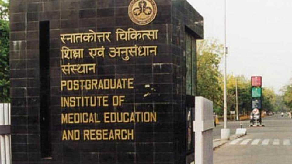 PGI,Chandigarh,Chandigarh news