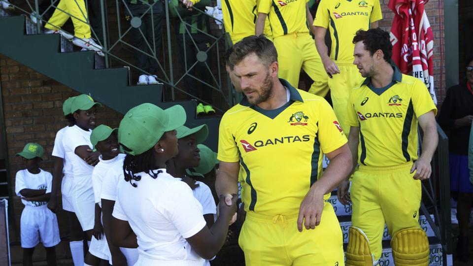 Aaron Finch,Australian cricket team,Justin Langer