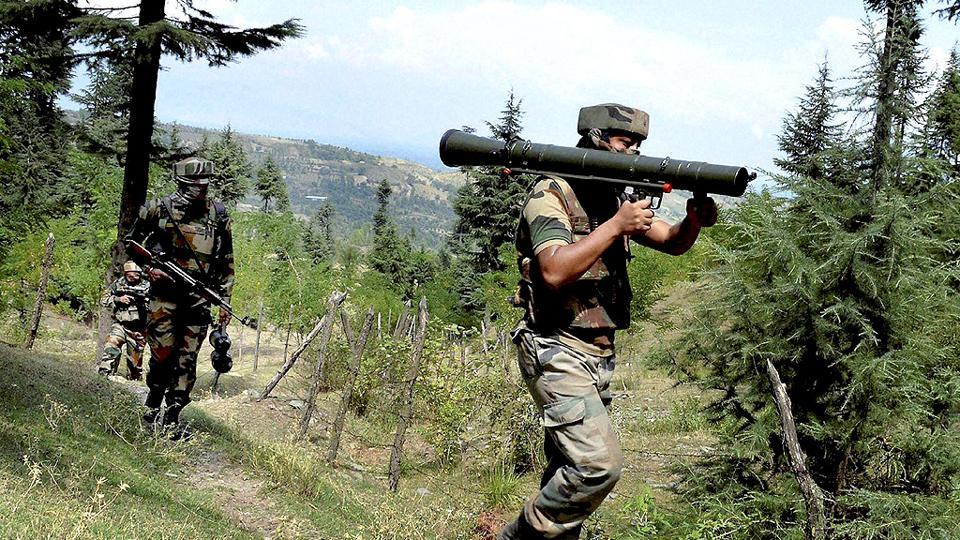 Kupwara,Kashmir encounter,Handwara