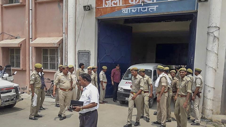 Munna Bajrangi,Munna Bajrangi killed in jail,Murder in UP jail