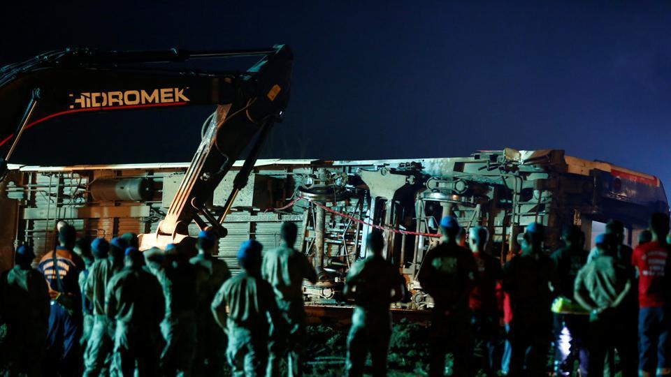 Turkey,Turkey train accident,Train accident