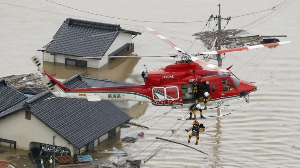 Japan,Japan floods,Heavy rains