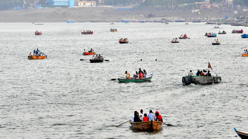 Kanpur drowning,Kids drowned in Ganga,Ganga