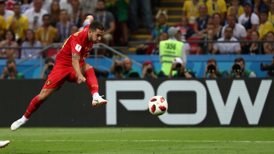 FIFAWorld Cup 2018,Eden Hazard,Belgium football team