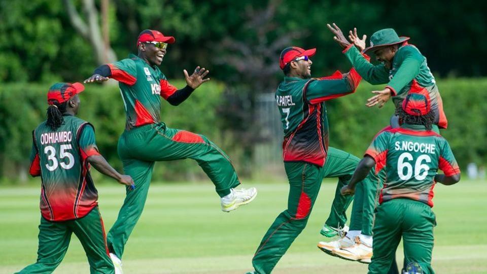 Kenya Cricket team,Rwanda Cricket team,ICC