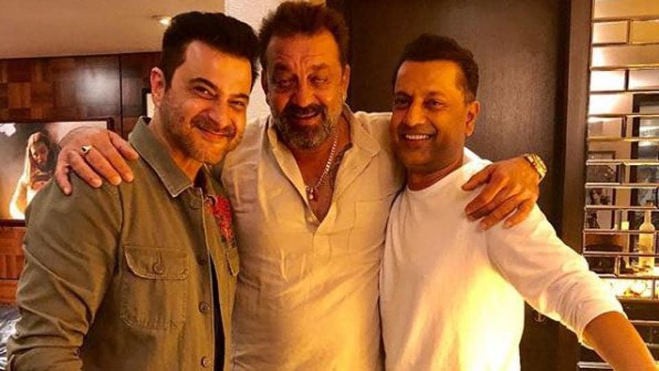 Sanjay Dutt,Sanju,Kamli
