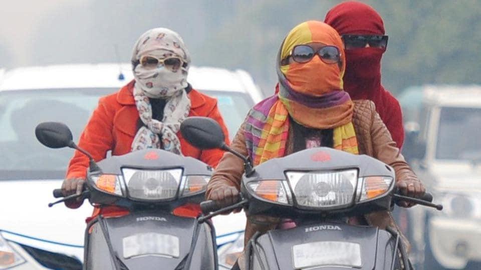 Chandigarh,Compulsory helmet
