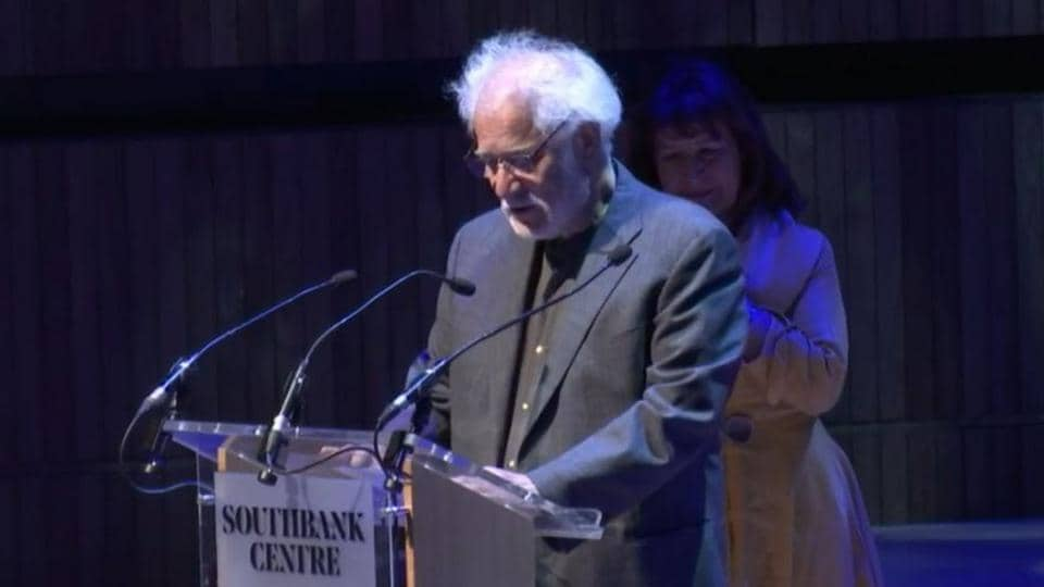 Michael Ondaatje's The English Patient was crowned the best work of fiction over the last five decades of the Man Booker Prize.