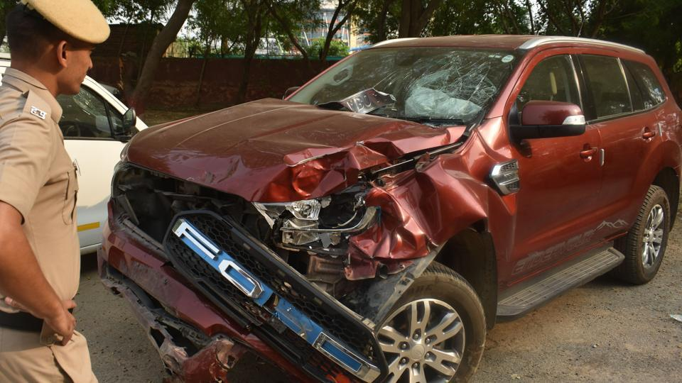 Gurugram Food Delivery Boy Critical After Drunk Driver Of Speeding