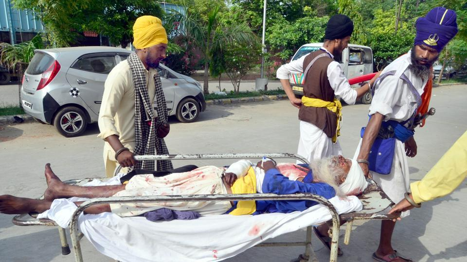 Amritsar,Satkar committee,nihangs