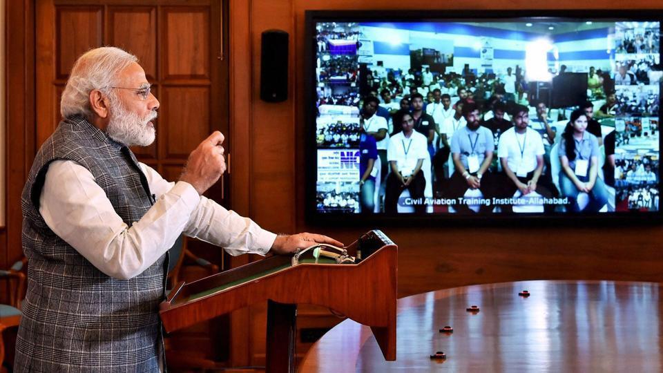 Narendra Modi,Digital India,Narendra Modi digital conference