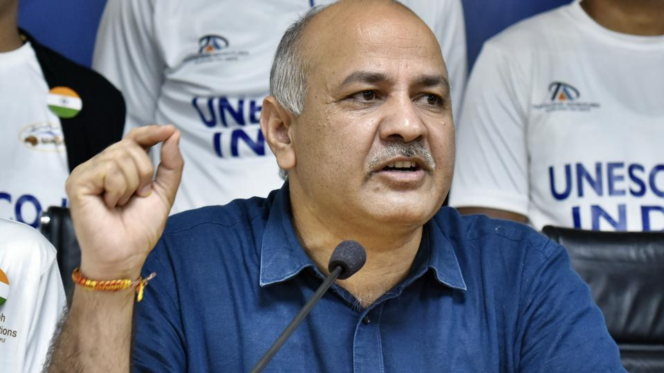 Delhi power tussle,Delhi news,Manish Sisodia