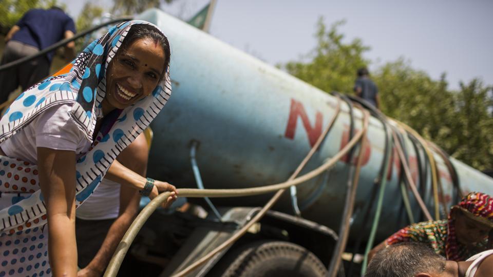 Delhi government,Arvind Kejriwal,Delhi water supply