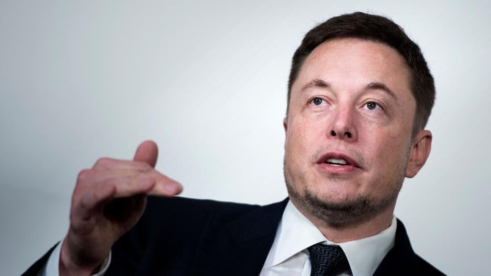 Elon Musk,Tesla,trade war