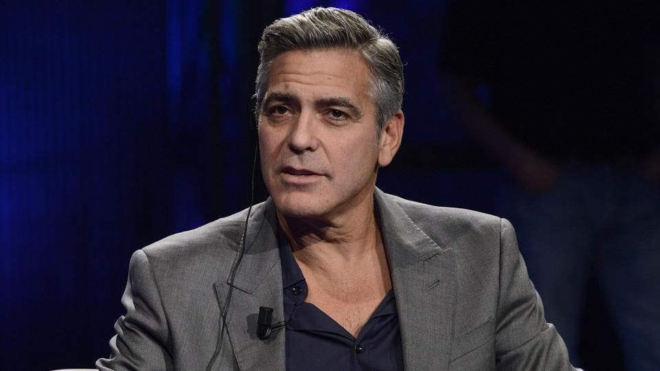 George Clooney,Hollywood,Actor
