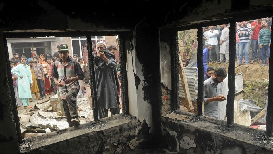 Kashmir encounter,Shopian encounter,Jammu and Kashmir