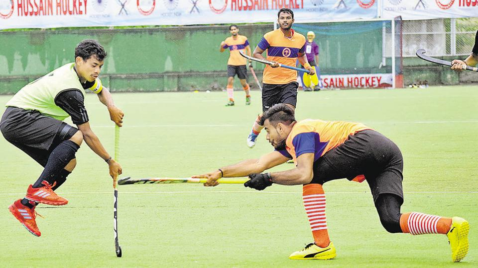 pune,hockey,Seventh Hussain Hockey Tournament