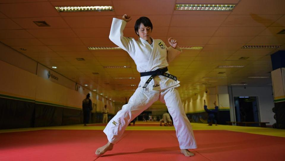 brazil s new judo coach yuko fujii throws old gender barriers to the mat other sports. Black Bedroom Furniture Sets. Home Design Ideas