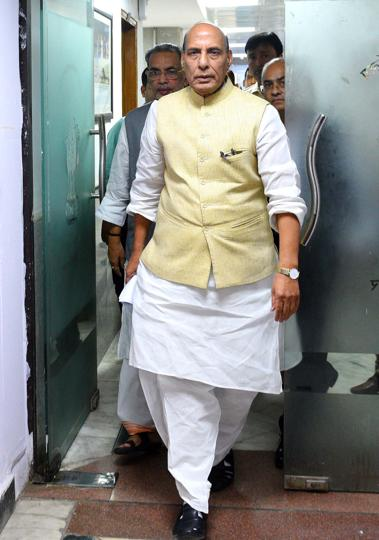 Rajnath Singh,Home minister,Shillong