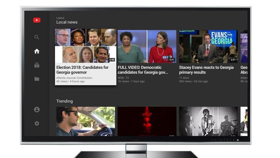 YouTube,YouTube Fake News,YouTube Revamp