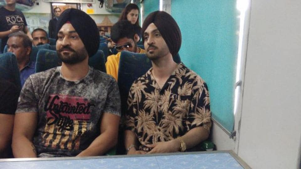 Sandeep Singh,Diljit Dosanjh,Soorma