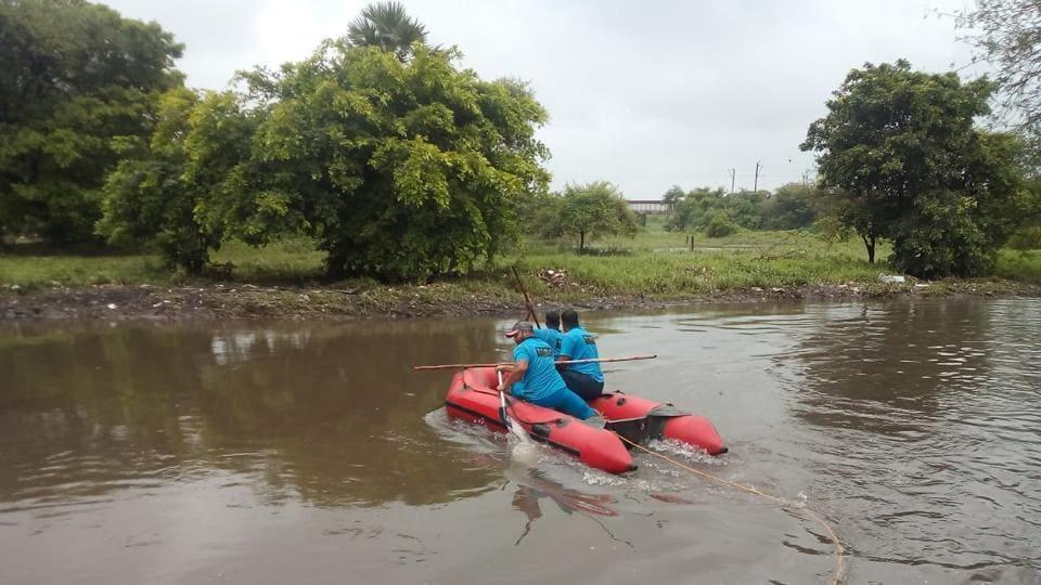 Mumbai,drown,Dombivli drain