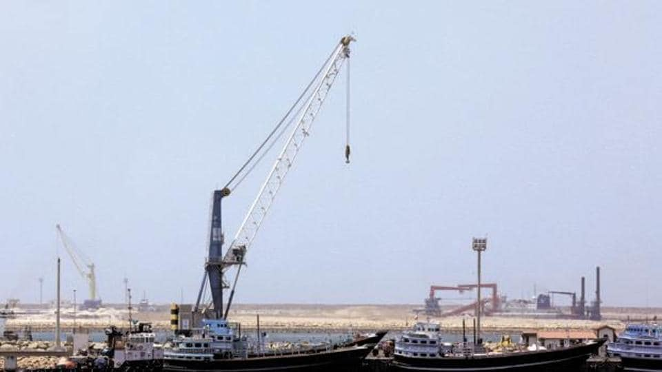 The Chabahar port is being considered a gateway to golden opportunities for trade by India, Iran and Afghanistan with central Asian countries in the wake of Pakistan denying transit access to New Delhi.