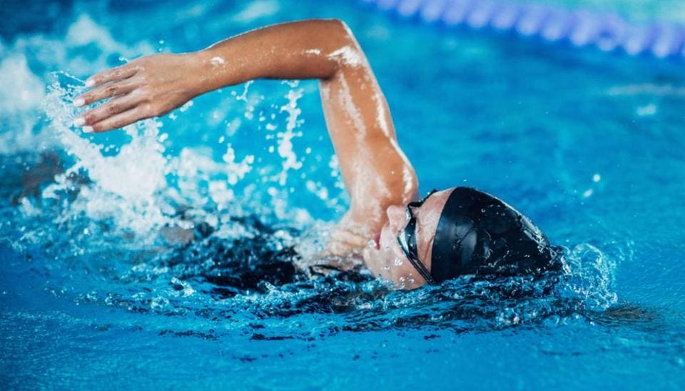 Can't lose weight? Try swimming for weight loss and total fitness ...