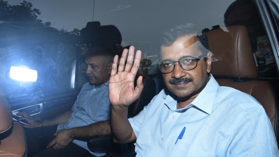 Arvind Kejriwal,Rajnath Singh,SC verdict on Delhi