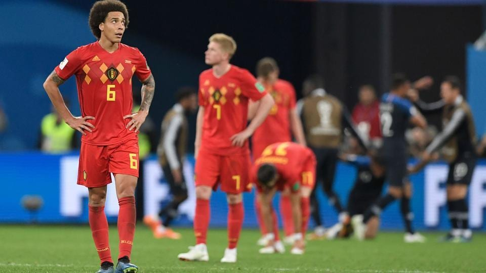 FIFA World Cup 2018,Belgium football team,France football team