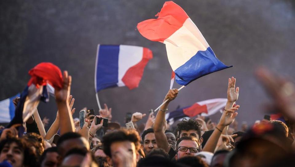 FIFAWorld Cup 2018,Paris,Belgium