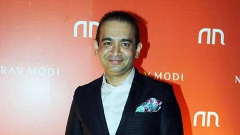 File photo of jeweller Nirav Modi.