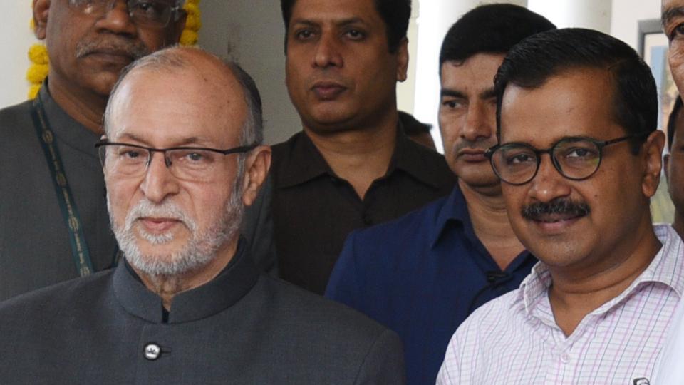 Arvind Kejriwal,Delhi govt,AAP-LG tussle