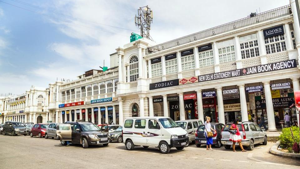 Connaught Place,Delhi,Office rents Delhi
