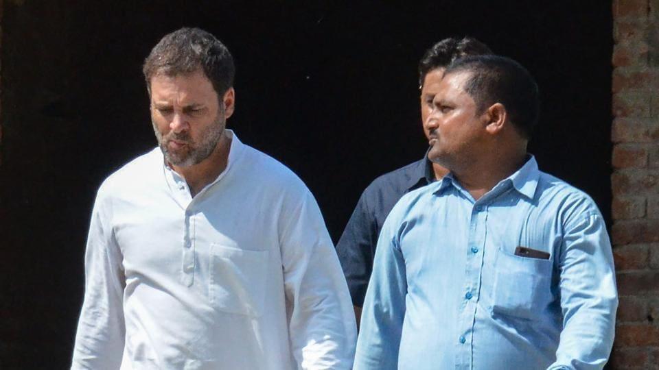 Rahul Gandhi meets Muslim intellectuals as part of Congress outreach