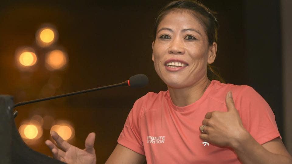 Mary Kom,MC Mary Kom,Asian Games