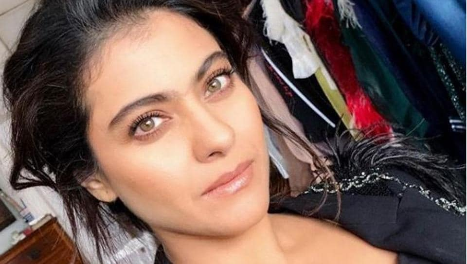 Kajol shared a stunning new picture on Instagram.