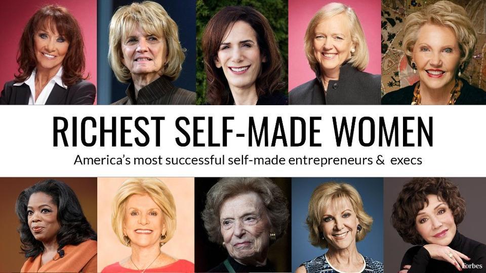 Forbes list,America's richest,Indian-origin women