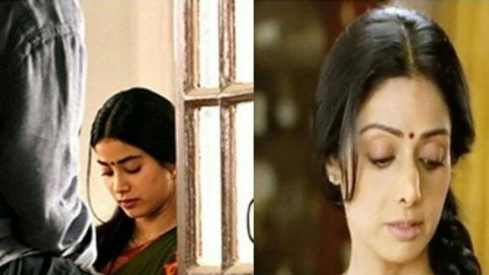 Janhvi Kapoor,Dhadak,Sridevi