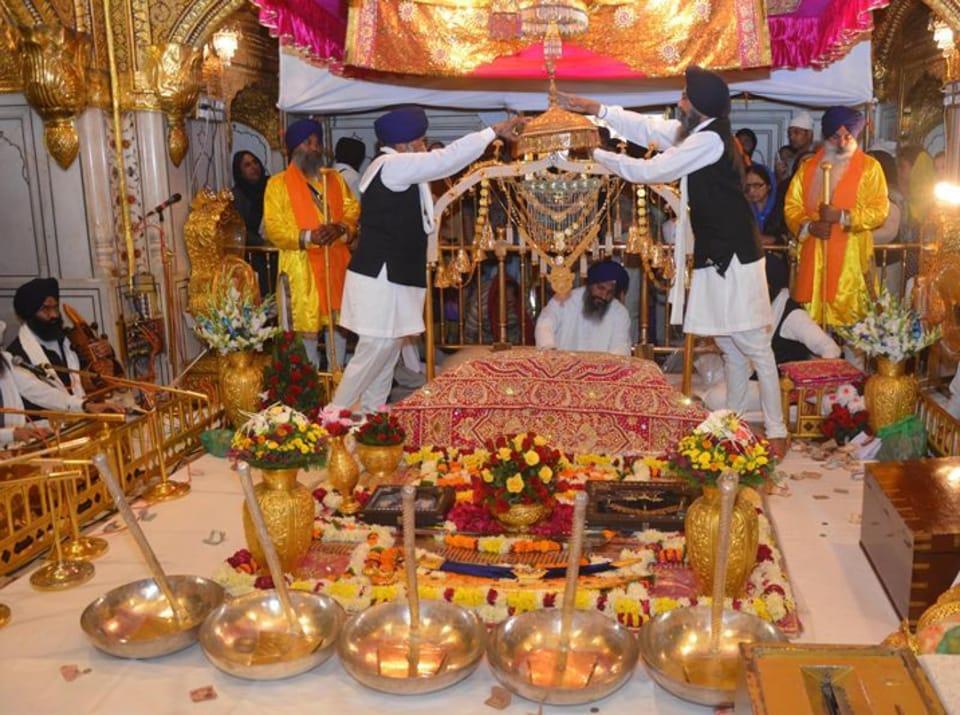 Guru Nanak,550th birth anniversary celebrations,Parkash Utsav